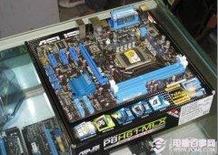 独创图形BIOS技术 一线华硕H61主板仅419元