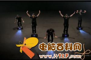 小米九号平衡车试玩视频 小米九号平衡车视频