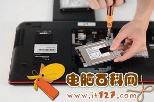 笔记本电脑安装东芝固态硬盘视频教程